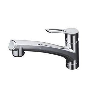 KVK KM5021JT 流し台用シングルレバー式シャワー付混合水栓|buzaiya