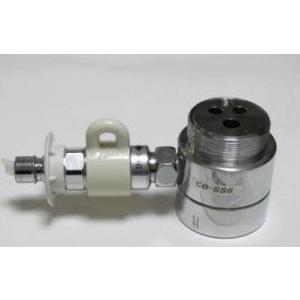 パナソニック電工 分岐水栓 CB-SS6 TOTO用/TOTO EUDB300SS5R同等品|buzaiya