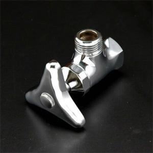 KVK K6-P4 K6P4 アングル形止水栓ナットなし|buzaiya