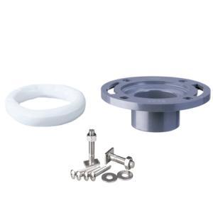 アキレス AF-75 洋風大便器用床フランジ75φ用 AF75|buzaiya