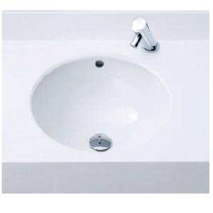 INAX はめ込み円形洗面器 L-2260 (アンダーカウンター式) L2260|buzaiya