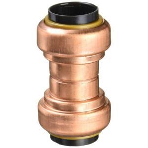 東洋フィッティング 銅管継手 TFテクタッチ ソケット1/2|buzaiya
