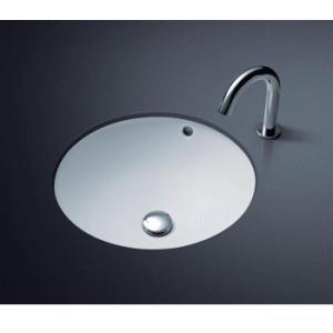 TOTO 丸形洗面器 L530 (アンダーカウンター式) |buzaiya