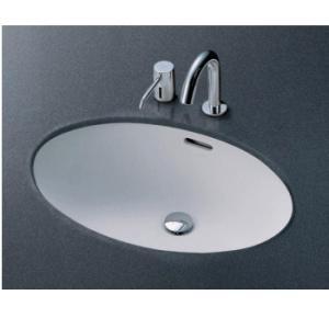 TOTO 楕円形洗面器 L548U (アンダーカウンター式) |buzaiya