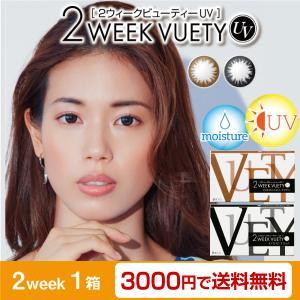 カラコン 2ウィークビューティー ベーシック 6枚入 2week  カラーコンタクトレンズ 度あり 度なし 2週間 送料無料|buzz