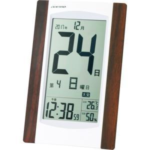 デジタル日めくり電波時計 C9059539の関連商品4