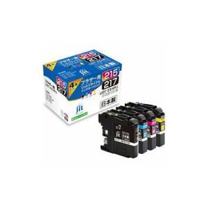 JIT 互換プリンターインク 4色セット JIT-B2172154P|buzzhobby