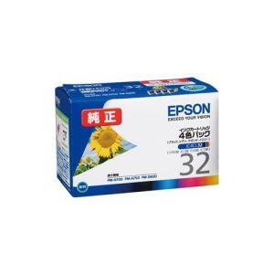 EPSON 純正インクカートリッジ 4色セット IC4CL32|buzzhobby