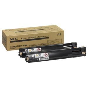NEC トナーカートリッジ6.5K (ブラック) 2本セット PR-L2900C-19W|buzzhobby