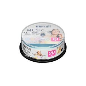 maxell 音楽用CD-R 80分 カラープリンタブル 30枚スピンドル CDRA80PSM30SP|buzzhobby