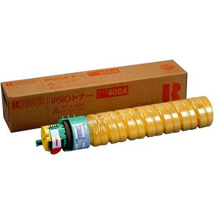 RICOH IPSiOトナー イエロー タイプ400A 636597|buzzhobby