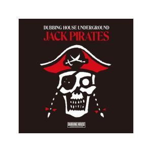 JACK PIRATES CD-R 特典(ステッカー付き)  AC/DC BEATLES FELA ...