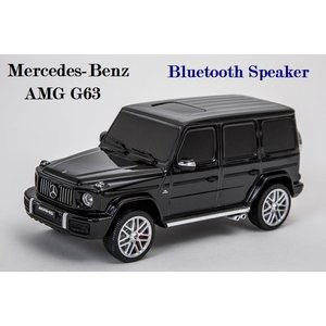 メルセデスベンツ AMG G63 Bluetooth スピーカー 車型スピーカー ブラック|c-birth
