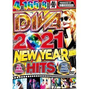【洋楽DVD】 I-SQUARE / DIVA 2021 -NEW YEAR HITS- (4DVD...