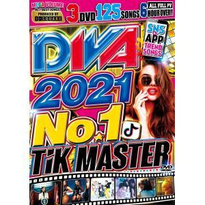 【洋楽DVD】 I-SQUARE / DIVA 2021 No.1 TIK MASTER (DVD3...