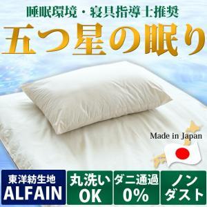 日本製 枕 通気性抜群 洗えるまくら ウォッシャブル まくら|c-eternal