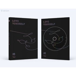 Love Yourself 轉 'Tear': BTS Vol.3 (O Ver.)/BTS c-factory