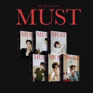 7th Full Album [MUST] 限定盤 ランダムver./2PM※先行予約特典付 c-factory
