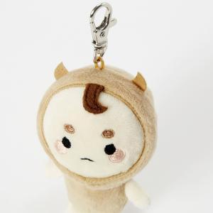 『鬼 トッケビ』キャラクター そばくん(メミルくん)ベビーキーリング|c-factory