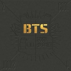 BTS Single 1st Album/2 COOL 4 SKOOL(CD)/BTS c-factory