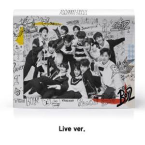 The First: 1st Mini Album (Live ver.)/The Boyz c-factory