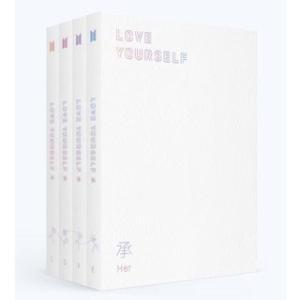 Love Yourself 承 'Her': 5th Mini Album (E Version)/BTS c-factory