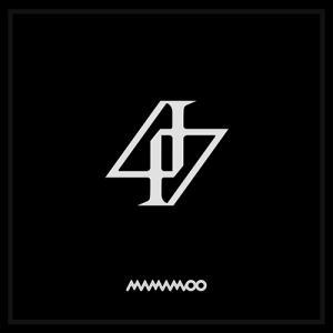 MAMAMOO / 2nd Full Album reality in BLACK|c-factory