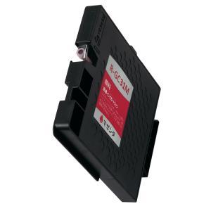 リコー GC31M 顔料マゼンタ×1本セット RICOH 互換インクカートリッジ 残量表示 ICチップ付 GC31 印刷|c-j-store|02