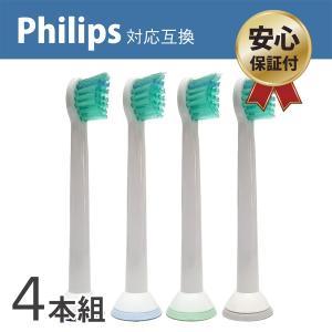 フィリップス ソニッケアー プロリザルツ 対応 HX6024 HX6022 電動歯ブラシ用 互換 替...