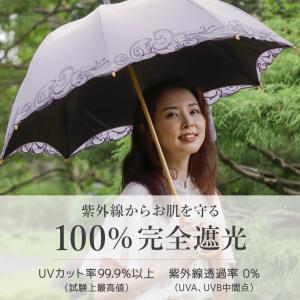 日傘 長日傘 女優日傘 UVカット 完全遮光 日傘 1級遮光 遮熱 涼しい 刺繍 晴雨兼用 日傘 スワロフスキー ギフト 母の日 贈り物 c-modern2 12