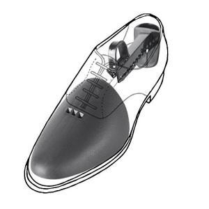 シューキーパー シューツリー メンズ 23.5-31.5cm対応 調節でき 革靴 形 シワ伸ばし・型崩れ防止 シューズキーパー 4足セット c-o-s-shop