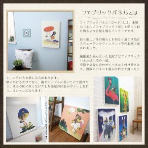 ファブリックボード アーティスト「近藤 朱(マチャコ)」 ファブリックパネル アートパネル|c-ranger|06