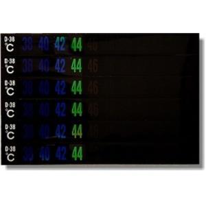 デジタルサーモテープ D-38 38〜58℃|c-task