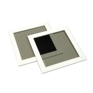 枠付き偏光板 70×70mm 2枚組|c-task|02