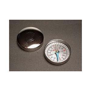 フタ付方位用磁針 35mm|c-task