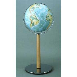 大型地球儀 GC 45cm 地勢/行政|c-task