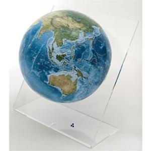 ラ・メール 海洋タイプ地球儀 WM 26cm 英文併記 アクリル台|c-task