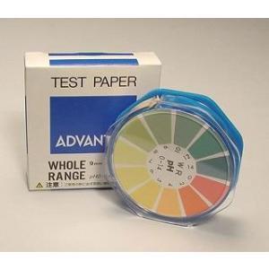 pH試験紙 pH0〜14 ロール|c-task