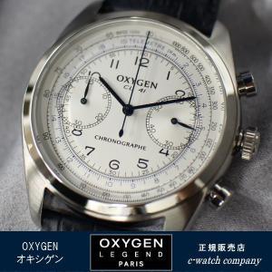 - オキシゲン - フランス時計 OXYGEN SPORTS LEGEND CHRONO 41  2...