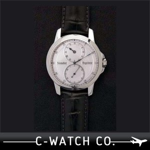 ★ドイツ注文品★ ニーナバー レギュレーター Version2 3D Dial 手巻き 腕時計 時計 送料無料|c-watch