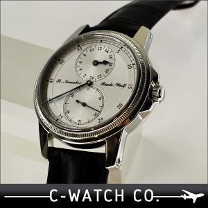 ★ドイツ注文品★ AHCI ニーナバー レギュレーター Version2 手巻き 24時間表示 腕時計 時計 送料無料|c-watch