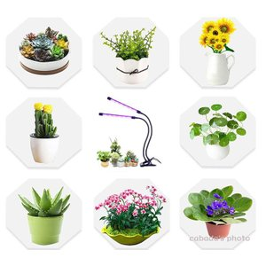 植物育成ライト 「植物育成 LED ライト 1...の詳細画像1