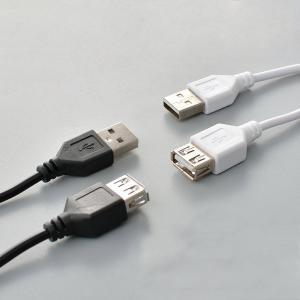 【ゆうパケット送料200円対応】 USB延長ケーブル1.5m ゆうパケット21個迄可 「USB延長コード、USBケーブル、151cm、USBケーブル 1.5m 延長」
