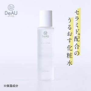 敏感肌 化粧水 セラミド 3種 配合 ローション 保湿 DeAU デアウ セラヴローション 150mL 低刺激処方|cabe-bata