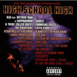 High School High: The Soundtrack|cacaoshop