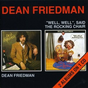 Dean Friedman/Well Well Said Rocking Chair|cacaoshop