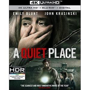 クワイエット・プレイス [4K UHD + Blu-ray ※日本語無し](輸入版) - A Quiet Place 4K UHD -|cacaoshop