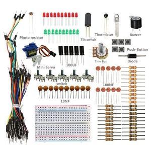 初心者に向けの11プロジェクトがあるキットです。 Arduinoに興味があり、新しいSunfound...