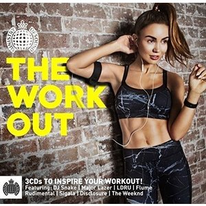 Ministry Of Sound The Workout|cacaoshop