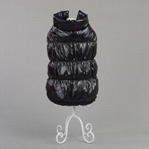 Rantow 秋冬のペットの犬の猫の服コート、7色のウォームダウン古典的なペットのダウンジャケットテディ、ヨークシャーテリア、チワワ、ポメラニアの (|cacaoshop